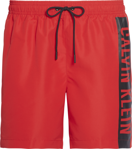 Calvin Klein Medium zwemshort met trekkoord - Intense Power HIGH RISK