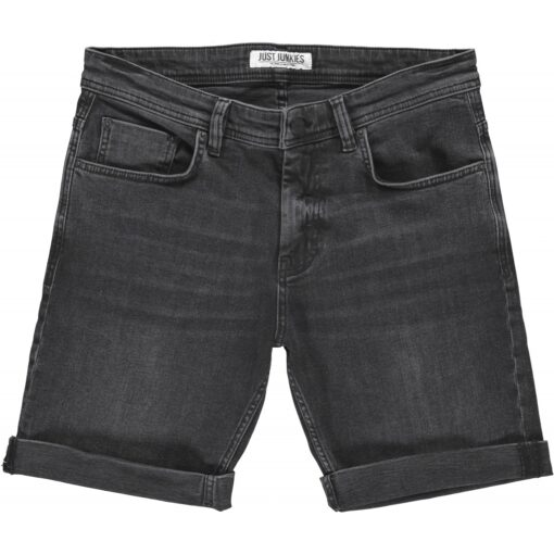 Just Junkies Mike Shorts Pass Black
