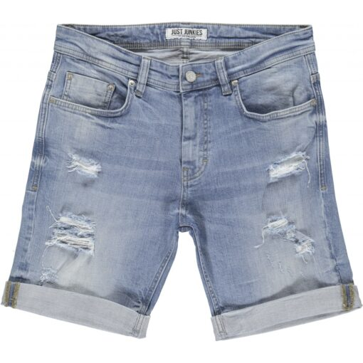 Just Junkies Mike Shorts Oceanic blue