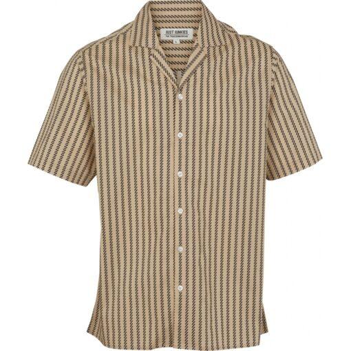 Just Junkies Ross Shirt Sand