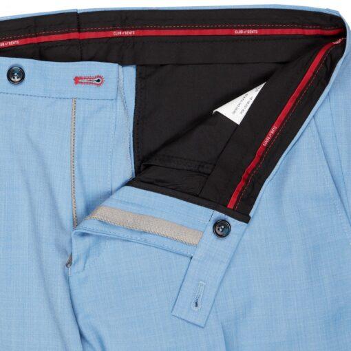 Club of Gents Kostuum pantalon CEDRIC licht blauw