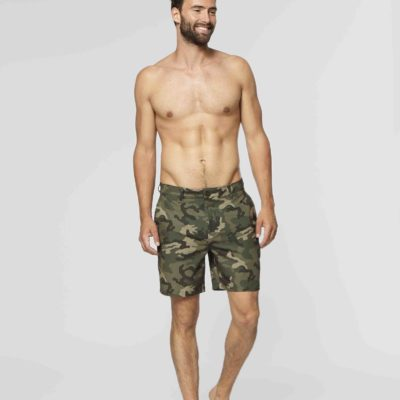 Circle of Trust COREY SHORT GRAFIC CAMO