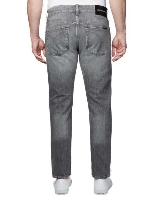 Calvin Klein CKJ 096 Slim Tapered Jeans Grey