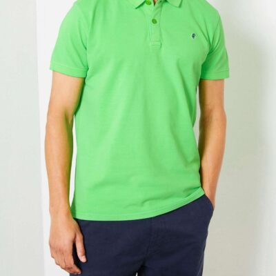 Petrol Industries Bright polo Lizard