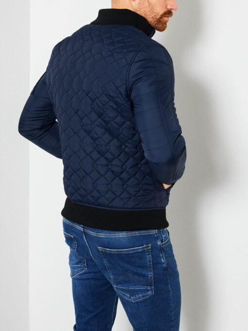 Petrol Industries Quilted jacket Deep Capri