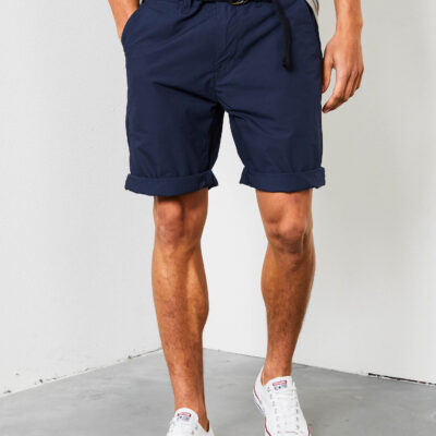 Petrol Industries Short chino Deep Capri