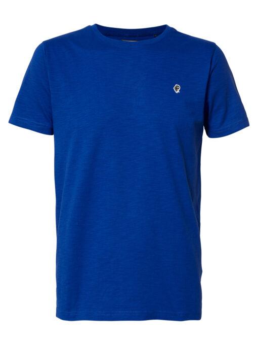 Petrol Industries Gemêleerd T-shirt Light Capri