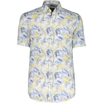 State of Art Overhemd met een botanische print