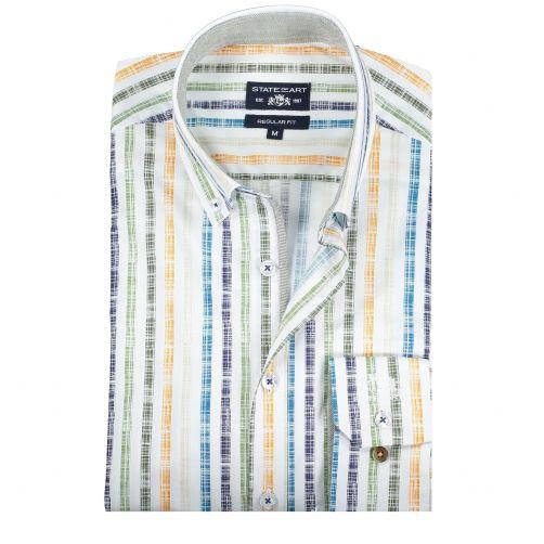 State of Art Overhemd met een medium button down