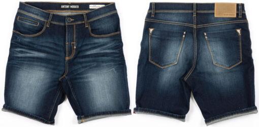 Antony Morato Skinny Fit Short Blue Denim