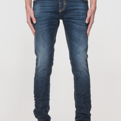 "SUPER SKINNY JEANS ""GILMOUR"" IN STRETCH DENIM"