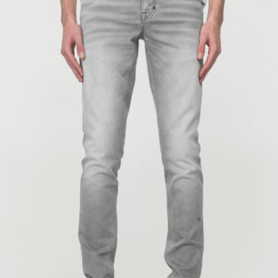 Antony Morato Ozzy Tapered Fit Grey Steel