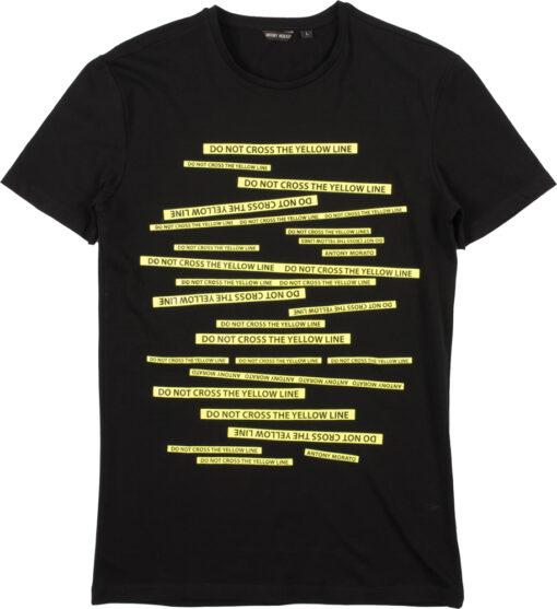 Antony Morato Slim Fit T-Shirt Zwart