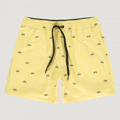 Kultivate Swimwear Cruiser Mellow Yellow