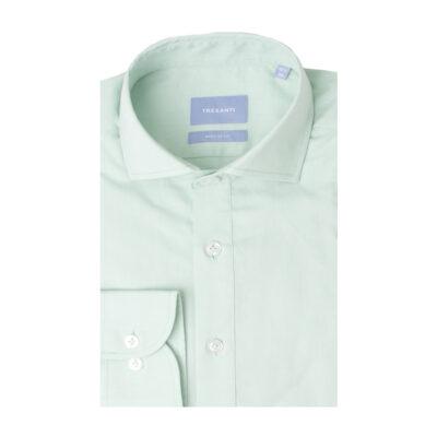 Tresanti Tiago | Overhemd polosluiting mintgroen