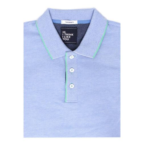 Tresanti Tomas | Polo licht blauw