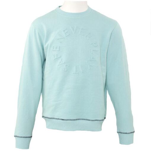 Tresanti Ted | Sweater ronde hals mint groen