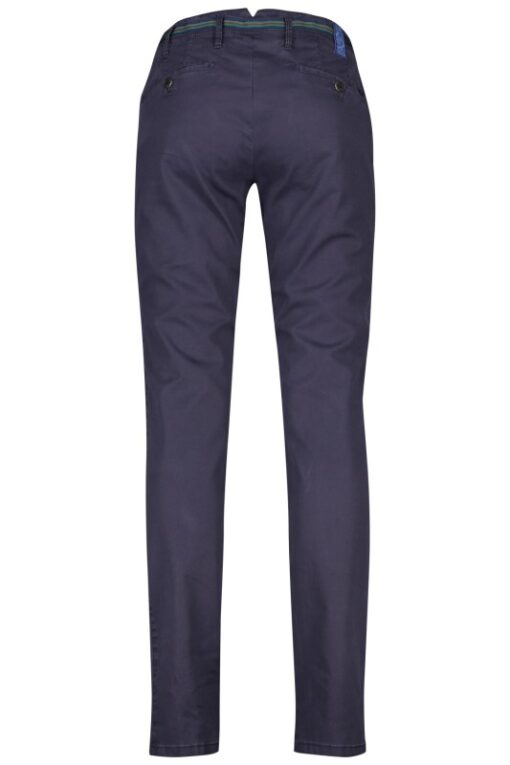 MMX APUS MICRO-STRUCTURE COTTON CHINOS NAVY
