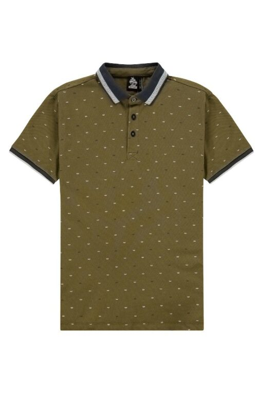 Kultivate Polo Pills Military Olive