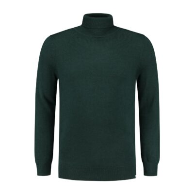 Circle of Trust STEWART TURTLENECK PINE WOOD