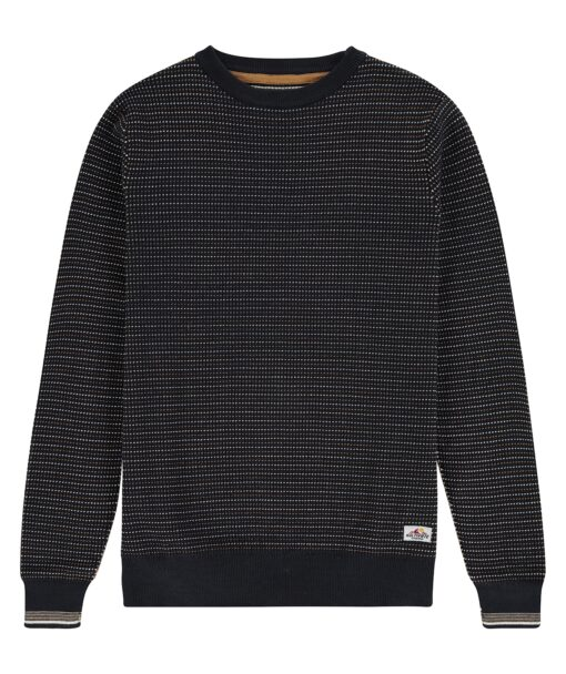 Kultivate Jumper Victory Donkerblauw