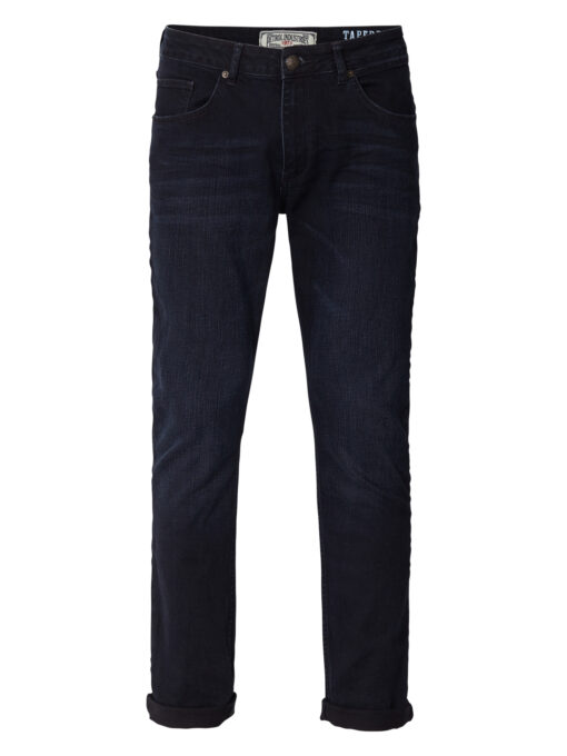 Petrol Industries Tymore Tapered Jeans Blue