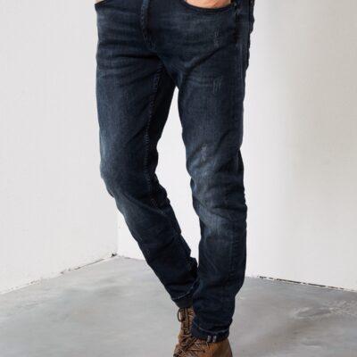 Petrol Industries Seaham Slim Jeans Blue