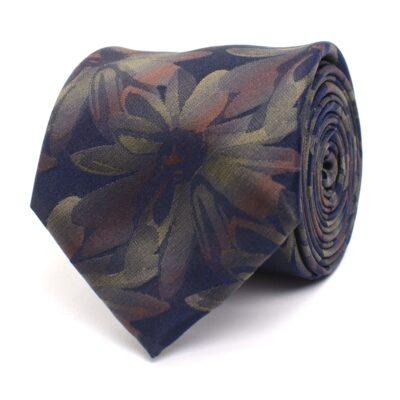 Tresanti Jayesh Zijde das met fantasie bloemenprint