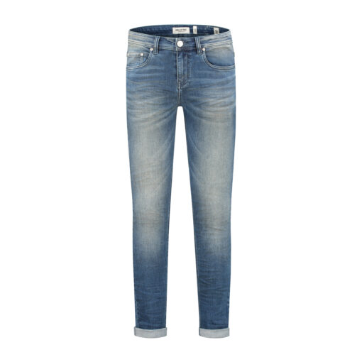CIRCLE OF TRUST AXEL BLUE BEVERAGE - SUPER SKINNY FIT