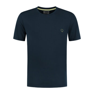 CIRCLE OF TRUST CIRO TEE MOOD INDIGO