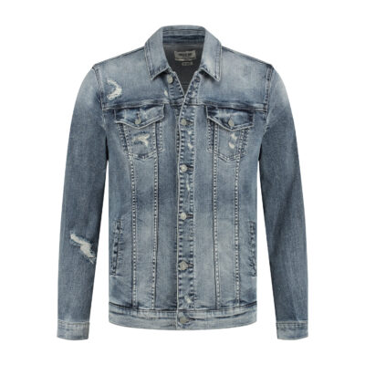 CIRCLE OF TRUST IDOL DENIM JACKET BROAD DAYLIGHT
