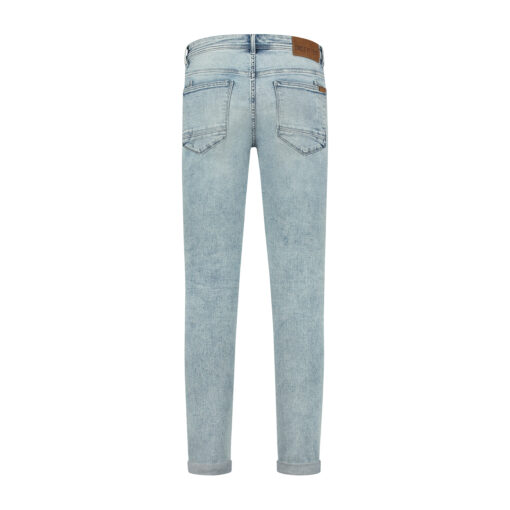 CIRCLE OF TRUST JAGGER BAY BREEZE - MID RISE SKINNY FIT