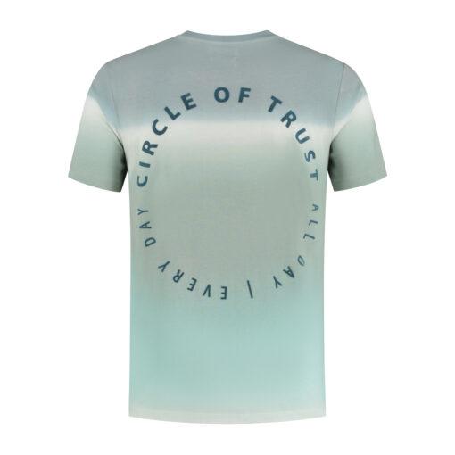CIRCLE OF TRUST LINO TEE ICE BLUE