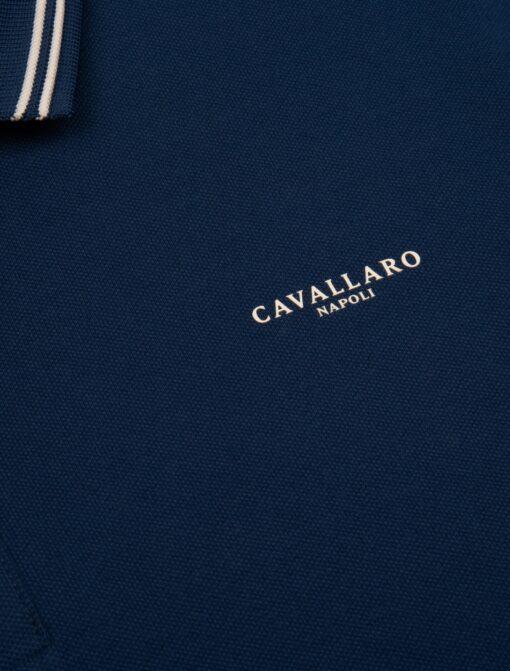 CAVALLARO NAPOLI GARMINO POLO NAVY