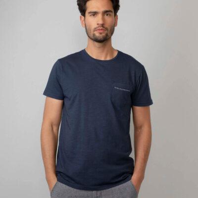Petrol Industries Pocket t-shirt Dark petrol