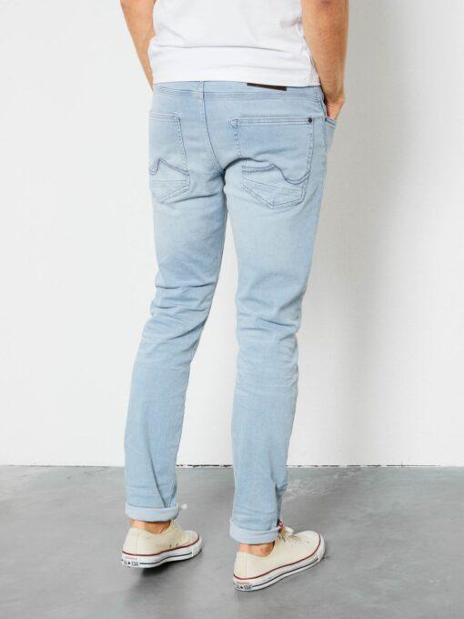 Petrol Industries Seaham Slim Jeans Bleached