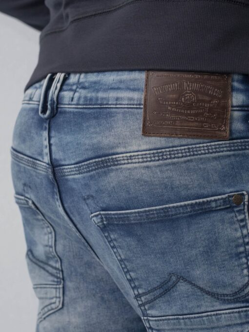 Petrol Industries Seaham Slim Jeans Spring Indigo