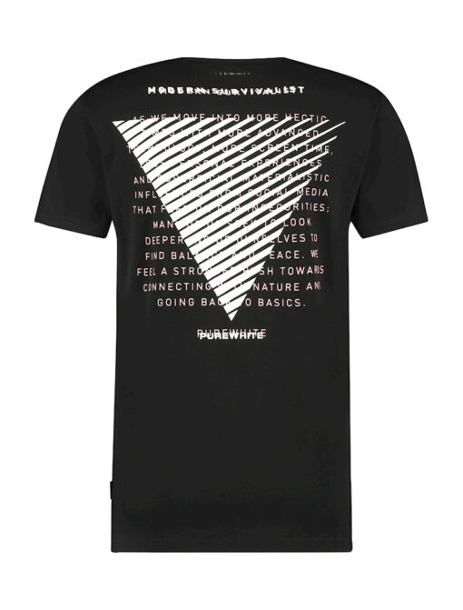 Kultivate Survivalist T-shirt Black