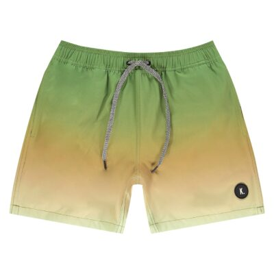 Kultivate Swimwear gradient Green Olive