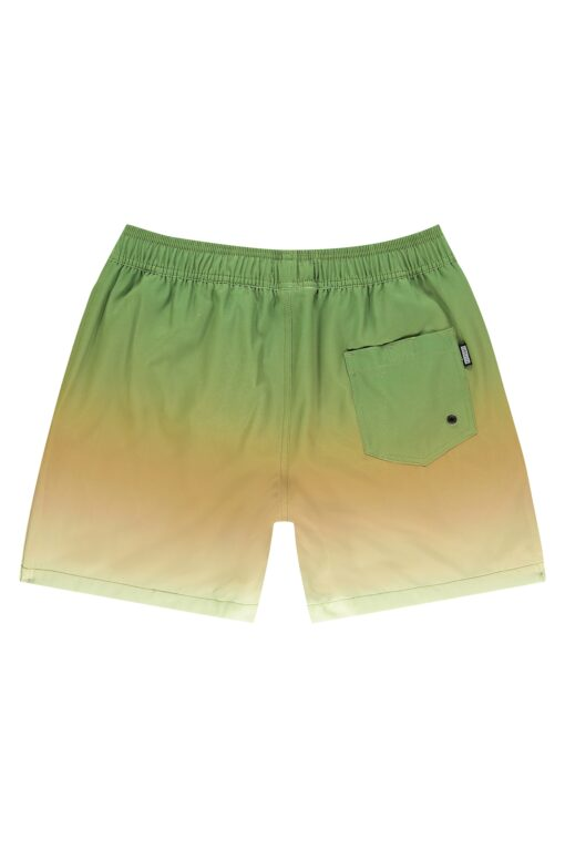 Kultivate Swimwear gradient Green Olive