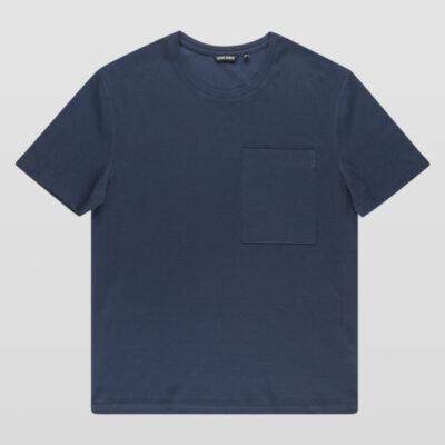 ANTONY MORATO REGULAR-FIT T-SHIRT AVIO BLUE